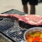 野外焼肉文化に意見する。(テスト)
